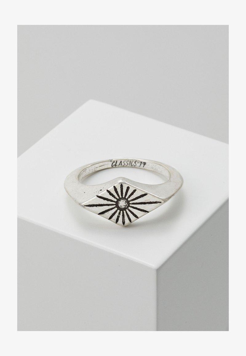 Classics77 - SUNBEAM DIAMOND - Ring - silver-coloured