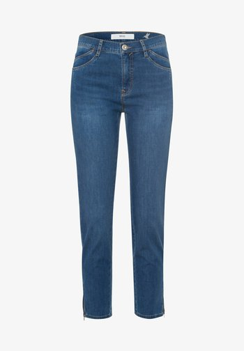 STYLE MARY S - Jeans Slim Fit - used water blue