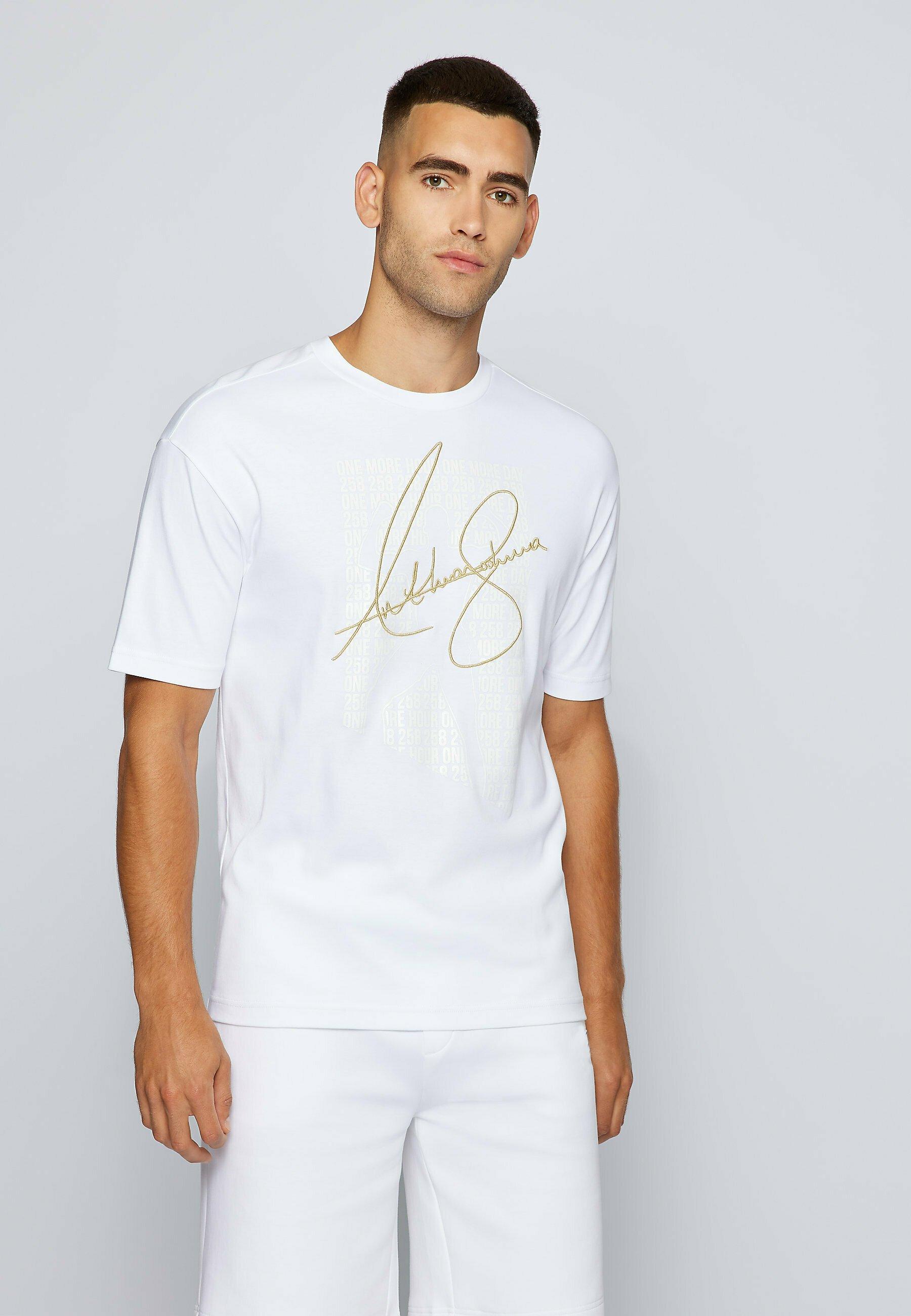 Men TALBOA AJ  - Print T-shirt