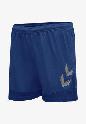 HMLLEAD  - Sports shorts - true blue