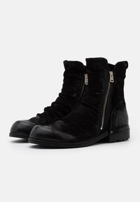 A.S.98 - SHIELD - Classic ankle boots - nero - 1