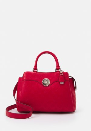 DAYANE TRIPLE SATCHEL - Handtas - red