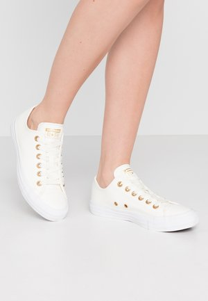 CHUCK TAYLOR ALL STAR - Baskets basses - egret/gold/white