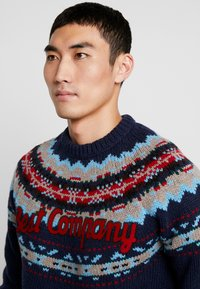 Best Company - CREW NECK FIN - Jumper - navy - 3