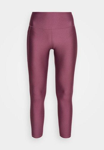 HI ANKLE - Leggings - purple