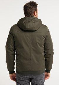 DreiMaster - Winter jacket - oliv - 2