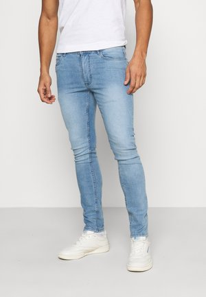 WASH  - Jeans slim fit - blue