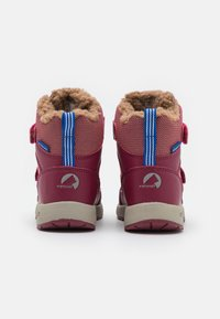 Finkid - LAPPI UNISEX - Winter boots - rose/beet red - 2
