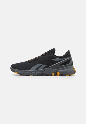 NANOFLEX ENERGY DRIVERS TRAINING WORKOUT - Sports shoes - core black/cold grey
