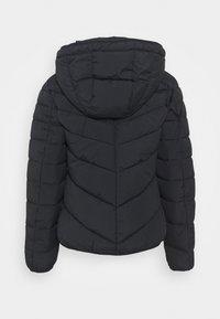 edc by Esprit - Lehká bunda - black - 1