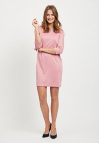 Vila - VITINNY - Day dress - pink - 1