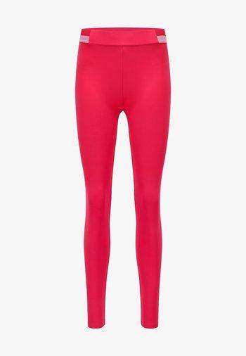 ERINA - Leggings - Trousers - pink