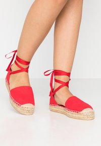 Even&Odd - Loafers - red - 0