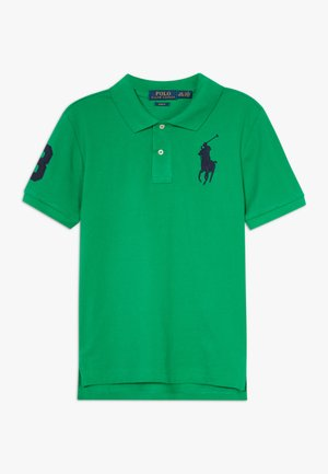 SLIM  - Polo shirt - chroma green
