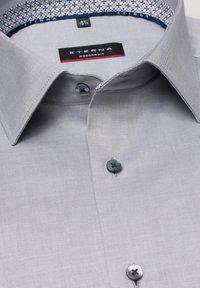 Eterna - MODERN FIT - Businesshemd - grey - 4