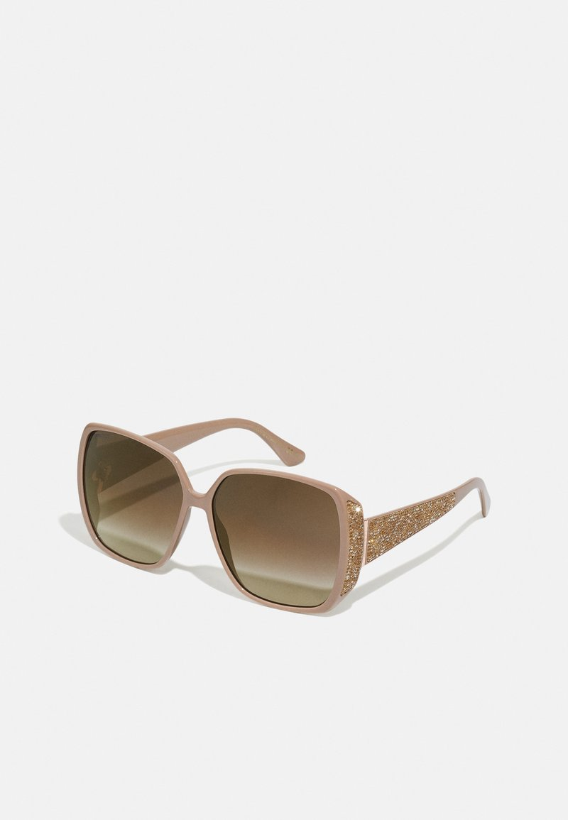 Jimmy Choo - CLOE - Sunglasses - nude