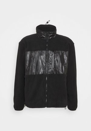 JACKET UNISEX - Veste polaire - black