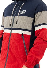 Superdry - Light jacket - bleu - 2
