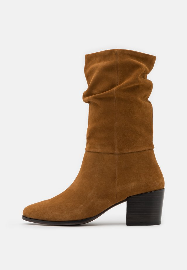 JANE - Boots - dark brown