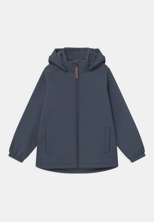 ADEN UNISEX - Soft shell jacket - ombre blue