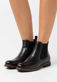 Tamaris - BOOTS - Classic ankle boots - black - 0