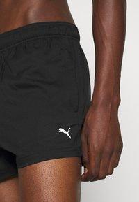 Puma - SWIM MEN SHORT LENGTH  - Swimming shorts - black - 3