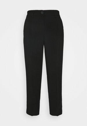 CITY - Pantaloni - black