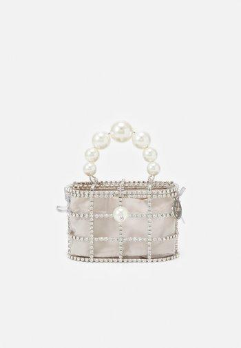MINI HOLLI - Handtas - silver-coloured