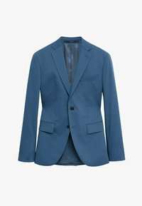 Mango - Suit jacket - bleu ciel - 5