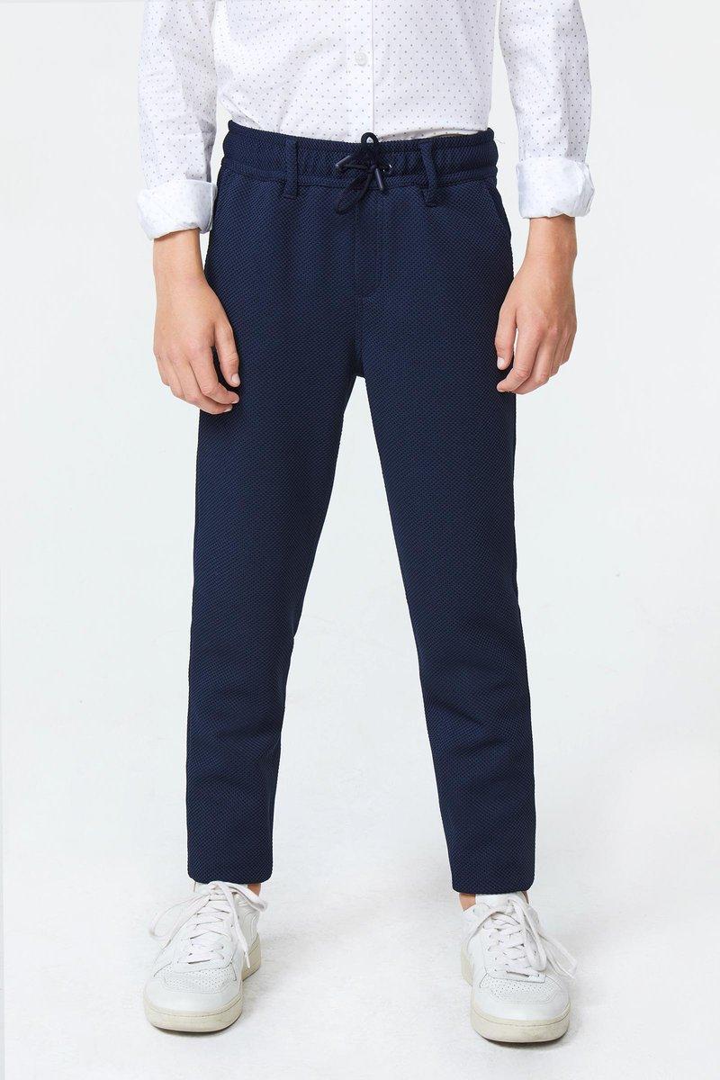 WE Fashion - Broek - dunkelblau
