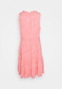 GAP - ZEN DRESS - Vestido informal - white/pink - 1