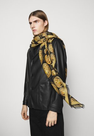 MEDUSA SHAWL - Pañuelo - black/gold