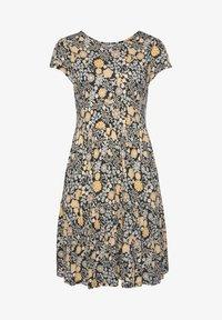 LASCANA - MANCHES COURTES RANUNKEL  - Day dress - imprimé - 2