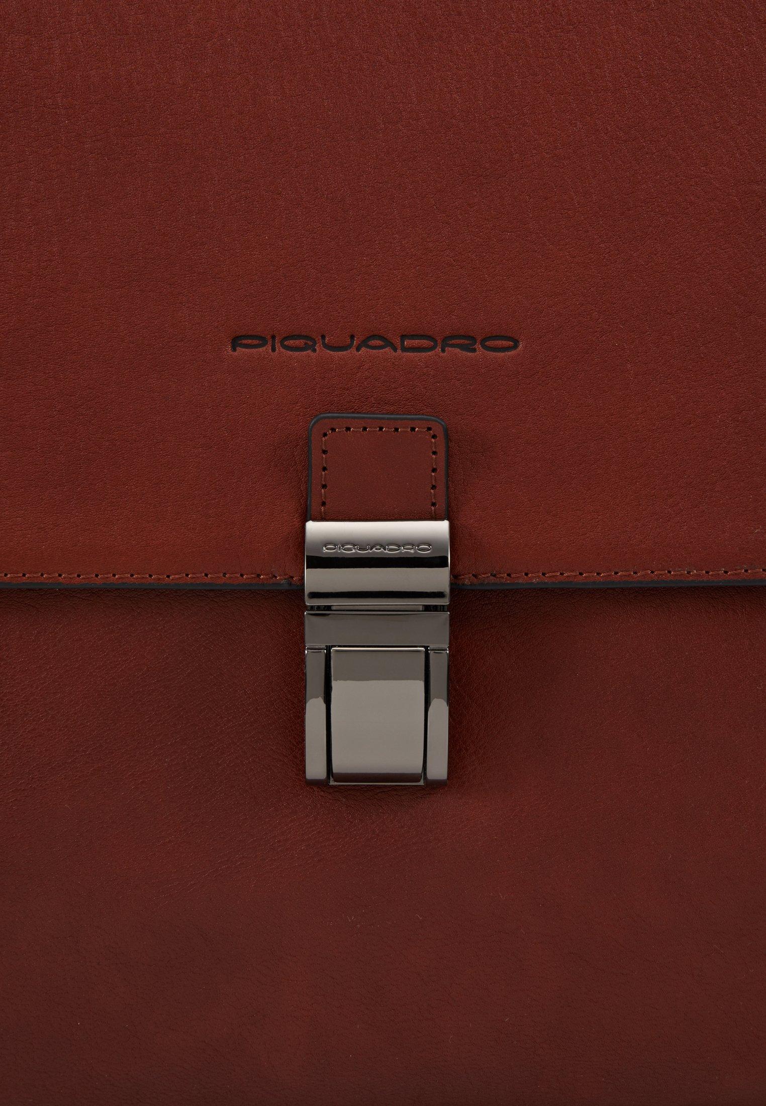 Piquadro Aktentasche - brown/cognac - Herrentaschen LfezF