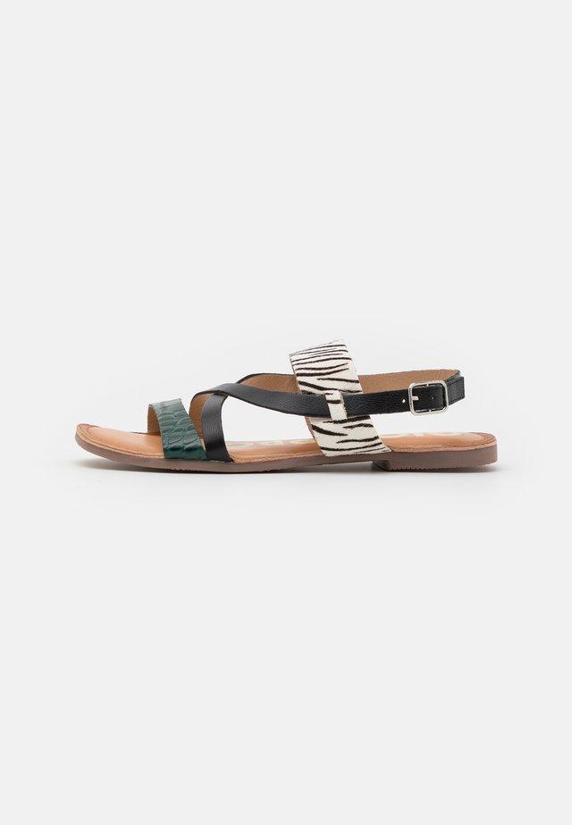 Sandaler - multicolor
