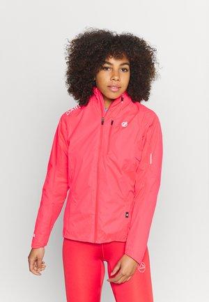 MEDIANT JACKET - Windbreaker - neon pink