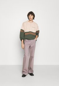 Martin Asbjørn - SAMUEL CREWNECK  - Sweatshirt - color block - 1