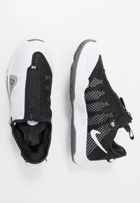 Nike Performance - PG 4 - Zapatillas de baloncesto - white/black/pure platinum - 1
