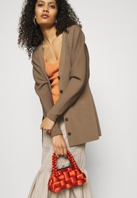 JUST FEMALE - ETIENNE SKIRT - A-line skirt - cobblestone - 3