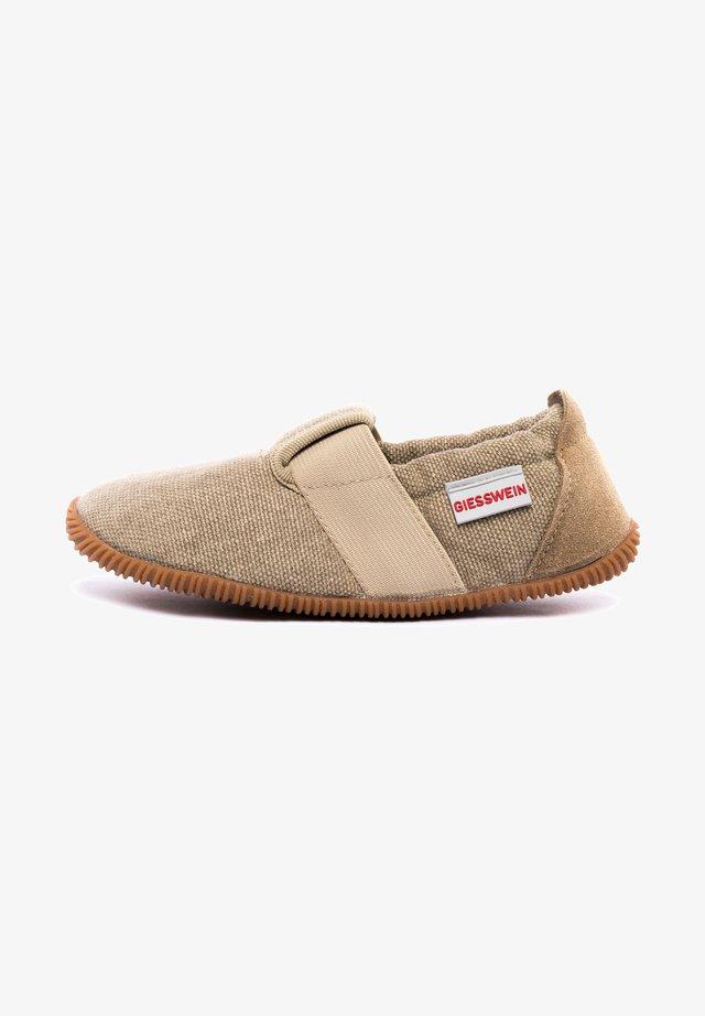 SÖLL  - Domácí obuv - beige
