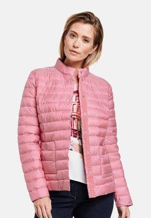 Winter jacket - sea pink