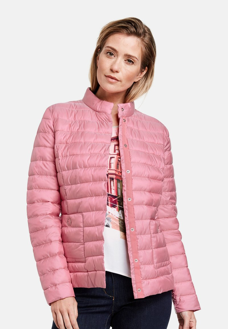 Gerry Weber - Winter jacket - sea pink