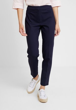 SUITING - Trousers - navy