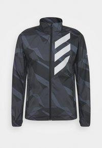 adidas Performance - WIND  - Impermeable - black - 0