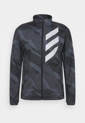 WIND  - Waterproof jacket - black