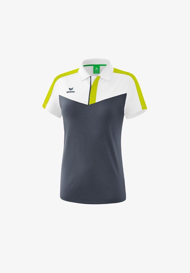 Polo shirt - weissgrau