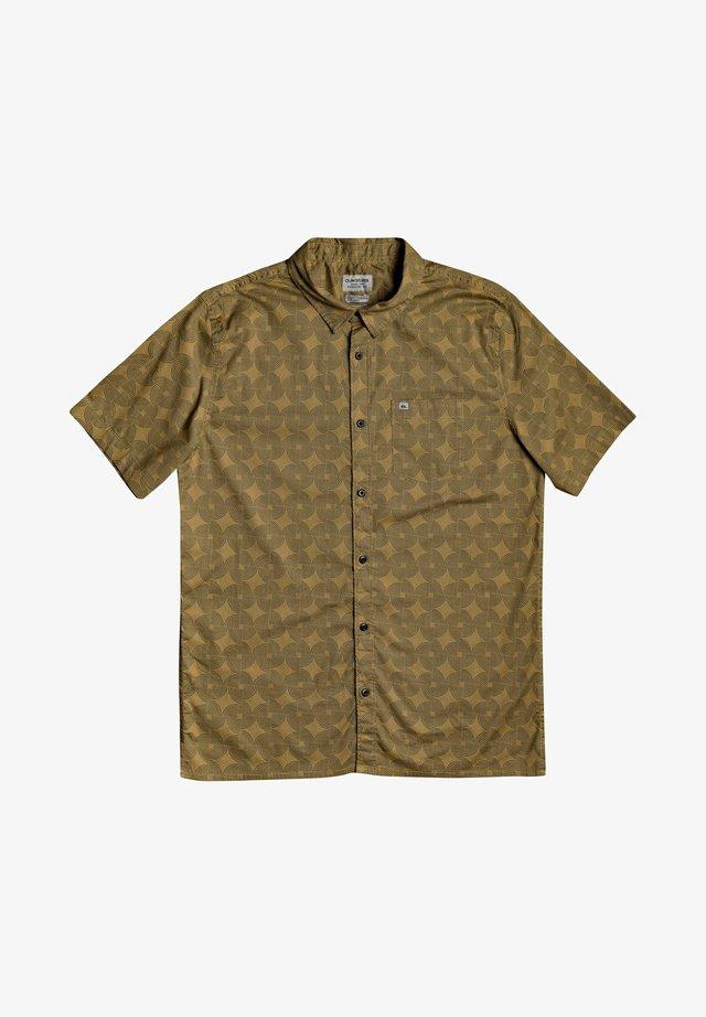 THREADS PRINT - Shirt - dull gold threadspack
