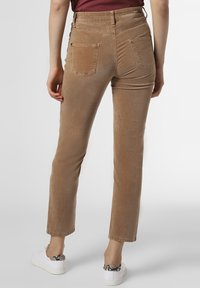 Cambio - Trousers - camel - 1