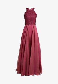 Luxuar Fashion - Společenské šaty - himbeer - 4