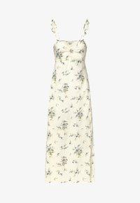 OYSHO - Maxi dress - white - 6